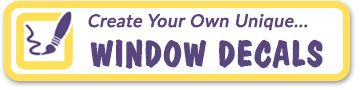 Window Decal Signs
